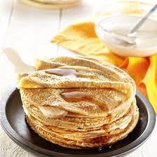 cuisiner sans lactose recette crêpes sans lactose salées ou sucrées recettes santé bjorg
