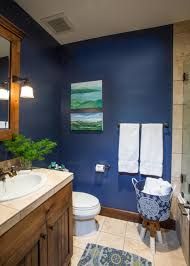decorative bathroom ideas blue and white small bathroom images about feature walls on shower