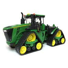 bruder farm toys 32 2016 farm show john deere 9620rx 4wd track tractor