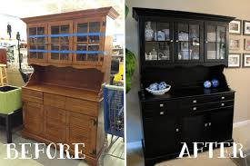 china cabinet hutch makeover crafting couture
