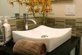 inexpensive bathroom ideas cheap bathroom remodel ideas rectangular white free standing sinks