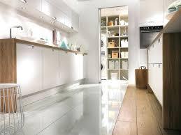 parquet cuisine carrelage blanc cuisine cuisine composac de parquet et de carrelage