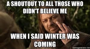 Meme Generator Brace Yourself - ned stark winter is coming meme generator stark best of the funny meme