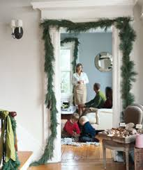 Decorating Banisters For Christmas 30 Simple Festive Holiday Decor Ideas Real Simple