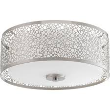 progress lighting flush mount progress lighting pk mingle led flush mount brushed led ceiling