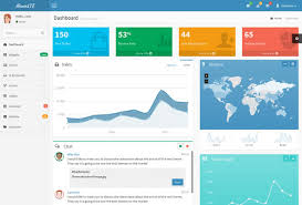 28 best bootstrap admin themes that actually add value