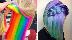 New Colors Hermosos Peinados De Moda Tintes De Colores 3 New Haircut And