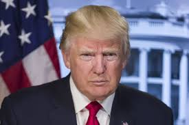 what u0027s so strange about trump u0027s white house portrait experts
