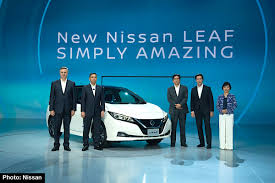 nissan leaf youtube channel carnichiwa 2018 nissan leaf preview u2013 electricity in the air as