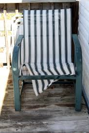 Recovering Patio Chair Cushions by Patio Furniture Before And After Laura Irrgang