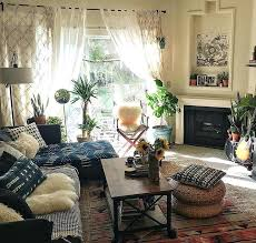 bohemian studio apartment decorating ideas home decor online