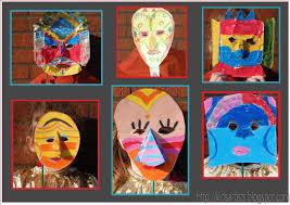 masks for kids kids artists masks