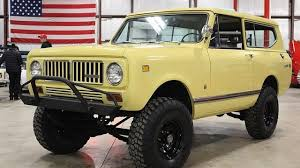 2018 jeep comanche price my international harvester scout classics for sale classics on