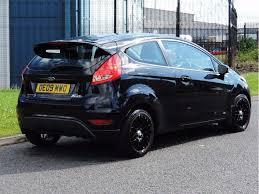 Port Dundas Car Sales Used Ford Fiesta Hatchback 1 6 Zetec S 3dr In Port Dundas Glasgow