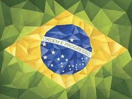 Geometric Flag Politics And Economics Continue To Kneecap Brazil Mind On The