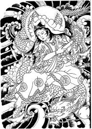 japanese 1970 manga sekizawa japanese tattoo design and meaning