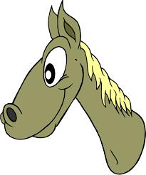 cartoon horses images cliparts co
