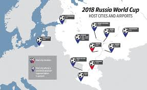 russia world cup cities map 2018 russia world cup trip planning resource center universal