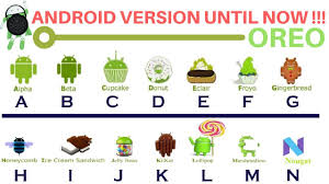 version of android