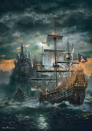 pzl 1500 hqc the pirate ship clementoni