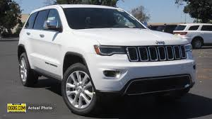 lowered jeep grand cherokee 2017 jeep grand cherokee overland 4x4 expert reviews pricing