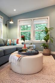 Before And After Living Rooms by Before And After A Seasonal Sunroom Makeover