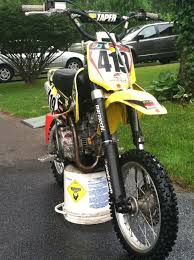 klx 110 full mod trade for big bike
