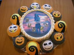 Halloween Cupcakes Cake by Cakes By Happy Eatery Seasonal Holidays