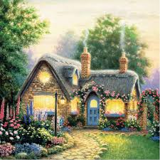 compare prices on landscape cross stitch patterns free online