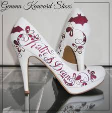 burgundy wedding shoes na na na na na na batman wedding shoes
