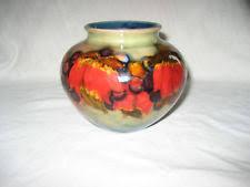 Moorcroft Clematis Vase William Moorcroft Ebay