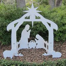 Lighted Outdoor Christmas Nativity Scene by Christmas Lights Excellent Lighted Outdoor Nativity Scene With