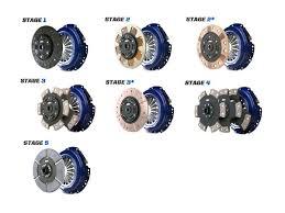 spec clutch kit ford focus st 2 0l turbo standard