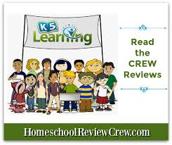 k5 learning reviews homeschool review crew
