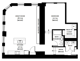 studio 2 bed apartments market square place