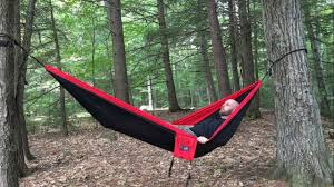 osage river double hammock 400 lbs rated low cost for camping