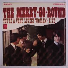 you re a lovely live by merry go lp with