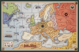 Europe Map Games by Tg Traditional Games