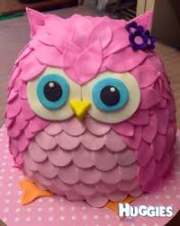 owl cake owl cake huggies birthday cake gallery huggies