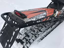 polaris snowmobile polaris snowmobile running boards and bumpers u2013 b u0026m fabrications