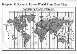 Map Of Time Zones by Subsim Radio Room Forums Subsim Downloads H2 Time Zones