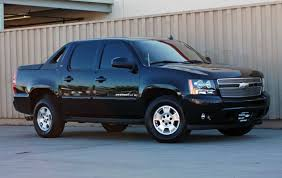 2008 chevrolet avalanche specs and photos strongauto