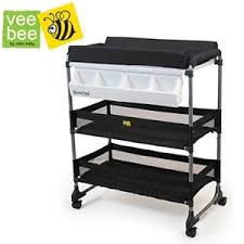 Change Table With Bath Buy Vee Bee Comfort Change Centre With Bath Graysonline