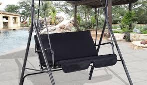 Swinging Patio Chair Bench Bn Beautiful Garden Swing Bench Garden Patio Metal Swing