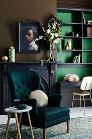 Pinterest Living Room by Best 25 Green Interior Design Ideas On Pinterest Emerald
