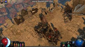 Poe Maps Ramparts Map Tier 6 Youtube