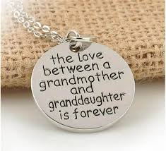 grandmother and granddaughter necklaces grandmother and granddaughter necklace sam s special offers