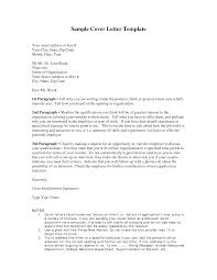General Cover Letters For Resume by 18 General Resume Cover Letter Template Cover Letter Sample