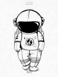 astronaut art u2026 pinteres u2026