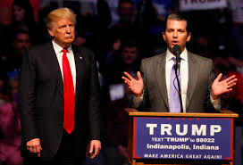 Trump Presidential Makeover by Megyn Kelly U0027s Donald Trump Jr Interview Proves He Doesn U0027t Get His
